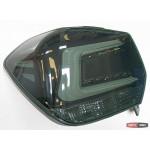 Subaru XV / Crosstrek оптика задняя светодиодная LED хром тонированный 2011+ - JunYan