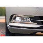 VW Passat B8 (2014-)  Накладки на противотуманки 2шт - OMSALINE