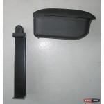 Citroen Berlingo 2008+ подлокотник Botec черный виниловый 2008+