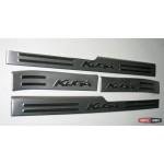 Ford Kuga 2 накладки порогов дверных проемов верхние 2013+