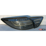 Mazda CX-5 оптика задняя тюнинг, фонари LED хром / taillights CX-5 chromed LED 2011+ - JunYan