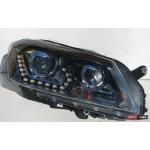Volkswagen Passat B7 оптика передняя альтернативная ксенон 2012+ - JunYan