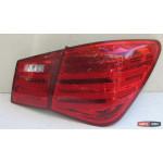 Chevrolet Cruze оптика задняя красная Benz Style Restyle 2009+ - JunYan
