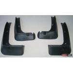 Hyundai Santa Fe 3 IX45 брызговики ASP колесных арок передние и задние полиуретановые 2013+