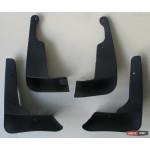 Toyota Сamry V55 брызговики колесных арок ASP передние и задние полиуретановые 2014+