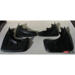 Porsche Cayenne 957 брызговики колесных арок ASP передние и задние полиуретановые 2008+