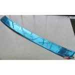 Subaru XV накладка защитная на задний бампер 2012+