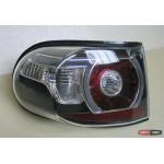 Toyota FJ Cruiser оптика задняя стиль Evoque / LED taillights Evoque style - JunYan