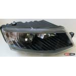 Skoda Octavia A7 оптика передняя тюнинг с ДХО / headlights DRL 2014+ - JunYan