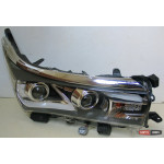 Toyota Corolla E170/ Altis оптика передняя тюнинг LD 2014+ - JunYan