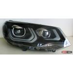 Volkswagen Touareg NF оптика передняя / тюнинг фары с ДХО LD 2011+ - JunYan
