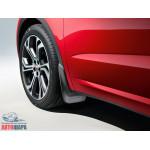 брызговики  Jaguar E-Pace 2017-, передние кт 2шт - оригнал