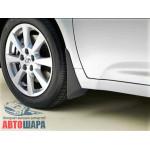 брызговики  Toyota Avensis 2009-2015, передние 2шт - оригинал