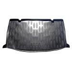 Коврик в багажник CHEVROLET AVEO хетчбек 206/ZAZ VIDA хетчбек черный 1 шт - Aileron