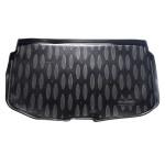 Коврик в багажник CHEVROLET AVEO хетчбек 2011 черный 1 шт - Aileron