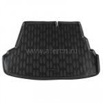 Коврик в багажник HYUNDAI ACCENT(OPTIMA/COMFORT) 2010 черный 1 шт - Aileron