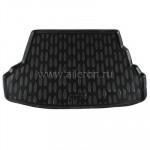 Коврик в багажник HYUNDAI ACCENT(BASE/STANDARD) 2010 черный 1 шт - Aileron