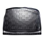 Коврик в багажник MAZDA 3 хетчбек 2003 черный 1 шт - Aileron