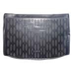 Килимок в багажник SUBARU XV 2011 чорний 1 шт - Aileron
