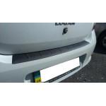 Renault Logan седан (2013-) / Накладка на задний бампер - AVTM