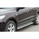 Пороги Hyundai Santa fe 2006-2013 /?50 - ST-Line