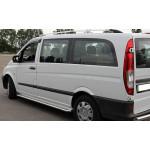 Пороги Mercedes Vito с 2003… /длинн.база /?50 - ST-Line