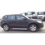 Пороги Geely Emgrand X7 2012- /?50 - ST-Line