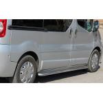 Пороги Opel Vivaro /длинн.база /?50 - ST-Line