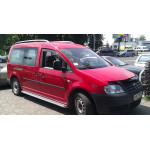 Пороги VW Caddy 2004- /?50 - ST-Line
