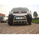 Кенгурятник Fiat Fiorino с 2008+ - ST-Line