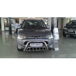 Кенгурятник Mitsubishi Outlander 2012+ - ST-Line
