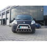 Кенгурятник Renault Kango 2008+ - ST-Line