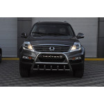 Кенгурятник Ssang Yong Rexton 2012+ - ST-Line