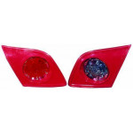 Фонарь задний Mazda 3 Hb 2003-2005 правый внутренний красный - DEPO