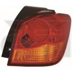 Фонарь задний Mitsubishi ASX 2010-2015 правый внешний LED - FPS