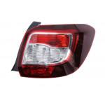 Фонарь задний Dacia/Renault Sandero 2013- правый темн.отражатель - DEPO