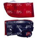 Ліхтар задній Toyota Prado (j120) 2003-2009 лівий в бампері активний - FPS