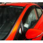 Дефлекторы окон   FORD FIESTA 2008- - SIM