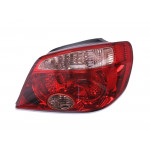 Фонарь задний Mitsubishi Outlander 2005-2008 правый красная рамка - DEPO