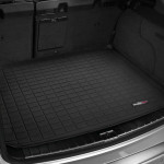 Ковер багажника  Volkswagen Golf 7 2013-  в багажник Variant - Weathertech