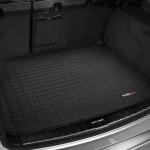 Килим багажника Subaru XV 2017- чорний - Weathertech