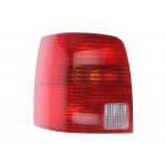 Фонарь задний Volkswagen Passat Variant B5 1996-2000 левый красный - DEPO