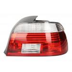 Фонарь задний BMW 5 (e39) 2000-2003 правый прозрачно-красный LED type - DEPO