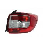 Фонарь задний Dacia/Renault Logan 2012- правый - DEPO