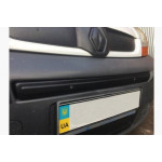 зимняя накладка Renault Trafic 2006-2015 (середина) - AVTM