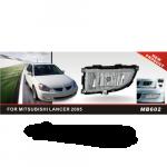Фары доп.модель Mitsubishi Lancer 2003-2007 эл.проводка - AVTM