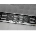 Рамка номерного знака Subaru - AVTM