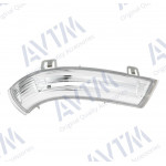 Указатель поворота Skoda Superb 2006-2008/VW Golf V /Plus/Passat/Sharan 2004-2009/Jetta 2006-2010 пр - AVTM