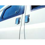 Ford Transit (2000-2014) Дверные ручки (нерж.) 4-дверн. - OMSALINE