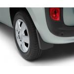 брызговики Renault Kangoo 2008- задние 2шт - оригинал
